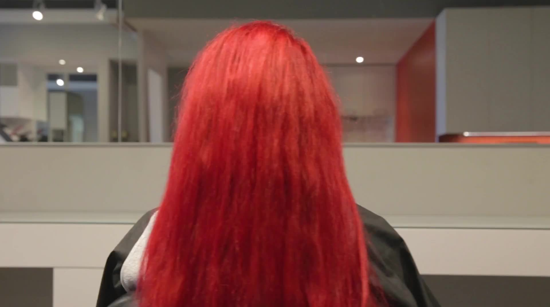 Hair Transformation: From Red to Pink hair with Bodmon Zaid | Matrix CA