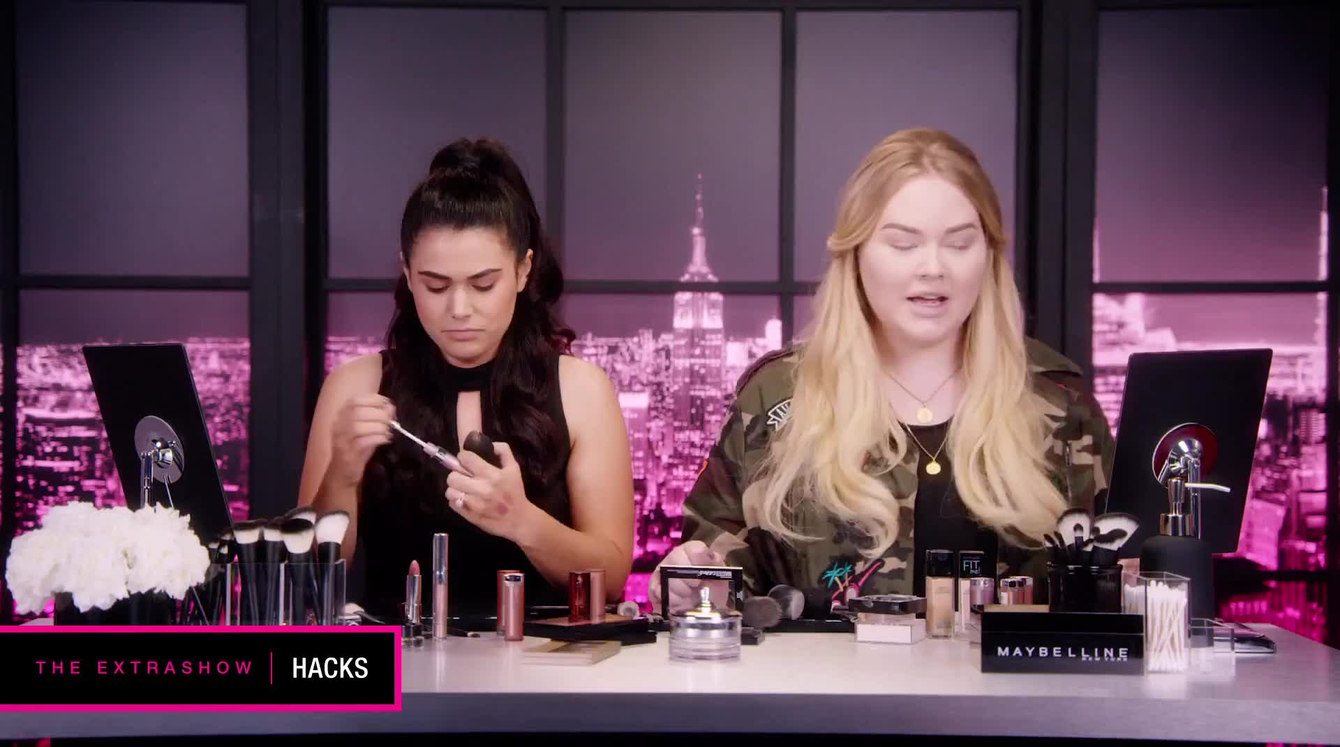 Extra Show 3: Make Hacks Happen | Maybelline New York