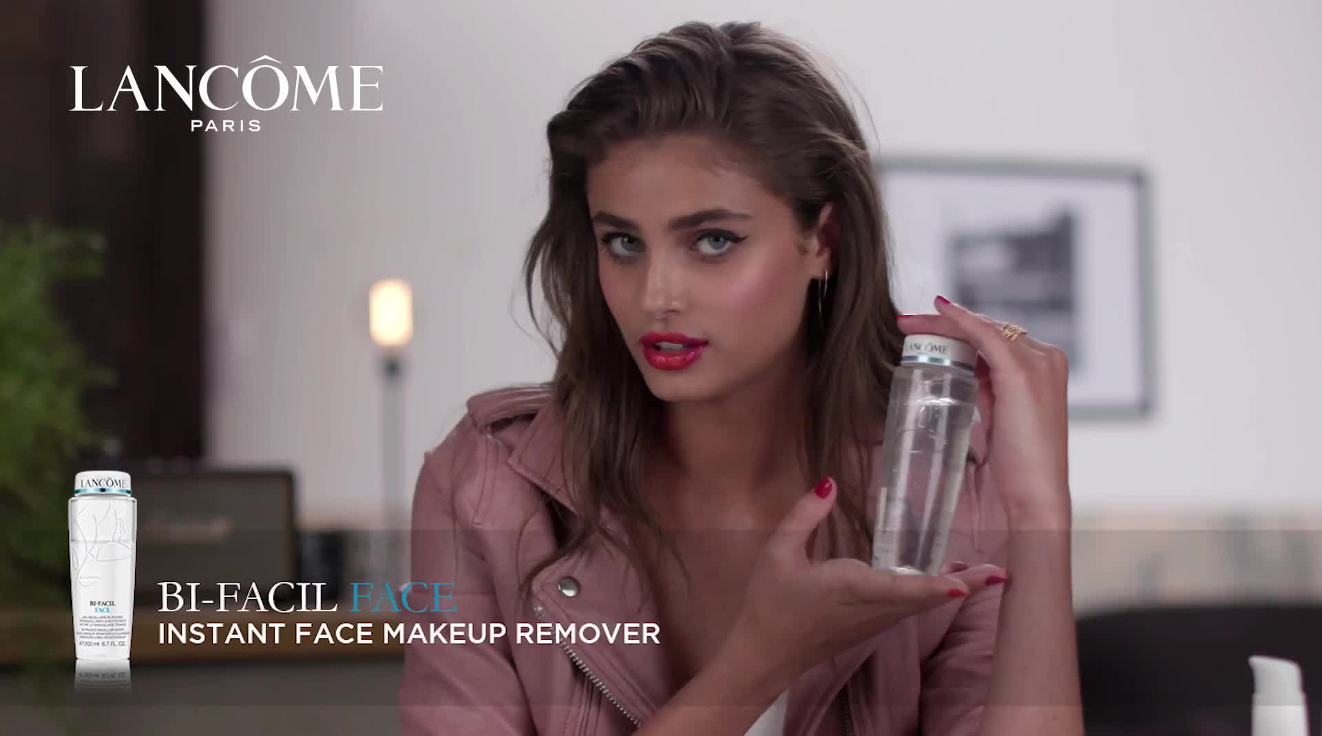 Taylor Hill Introduces the No Makeup Look ft. NEW Bi-Facil Face and Bi-Facil Eye