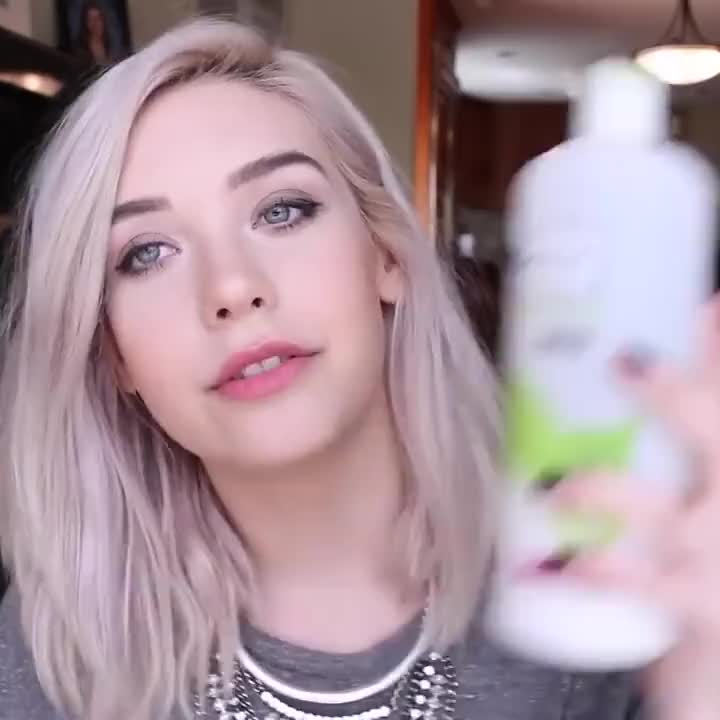 Platinum HAIR CARE ROUTINE! + How to Get Pink Hair! ♡
