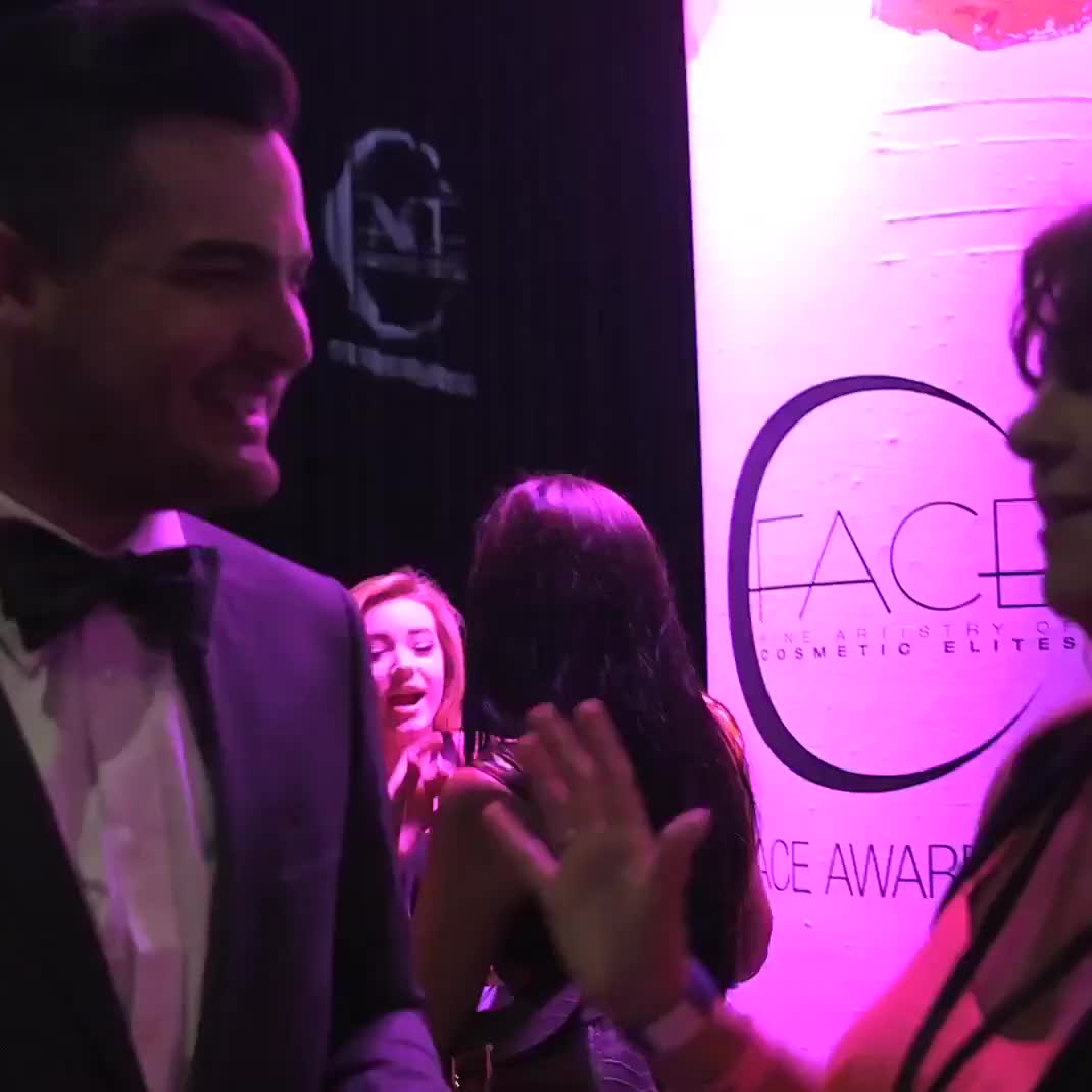 FACE Awards Experience II @AlexFaction