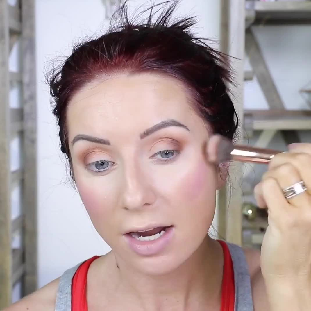 WORKOUT MAKEUP!?!?!?! CliniqueFit | SWEAT & HUMIDITY PROOF?