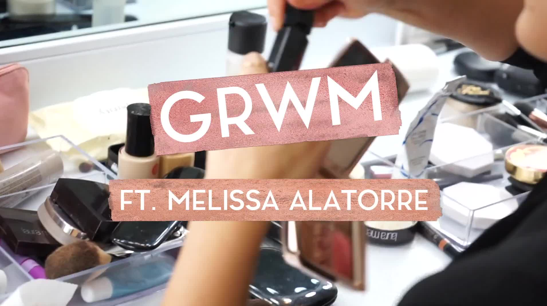 Beauty Industry Chat ft. Melissa Alatorre! (SUPER Raw & Real GRWM) | Deepica Mutyala