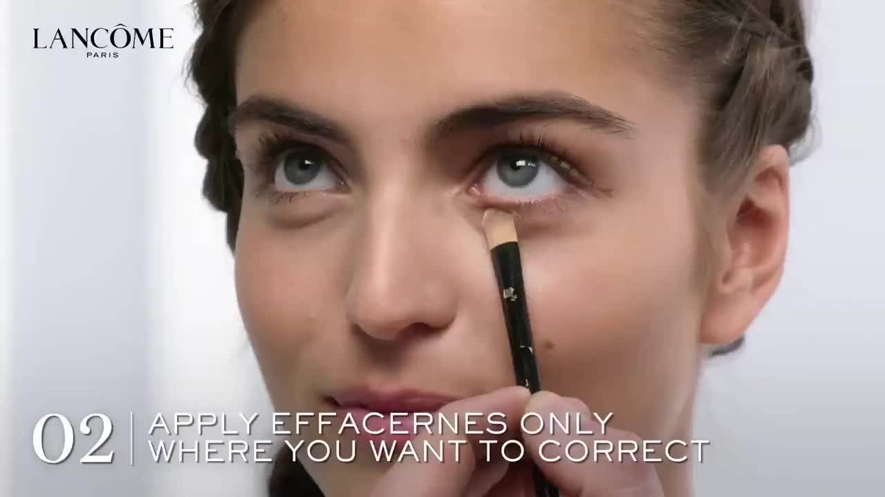 How to Cover Your Dark Circles | Lancôme Ask the Artists