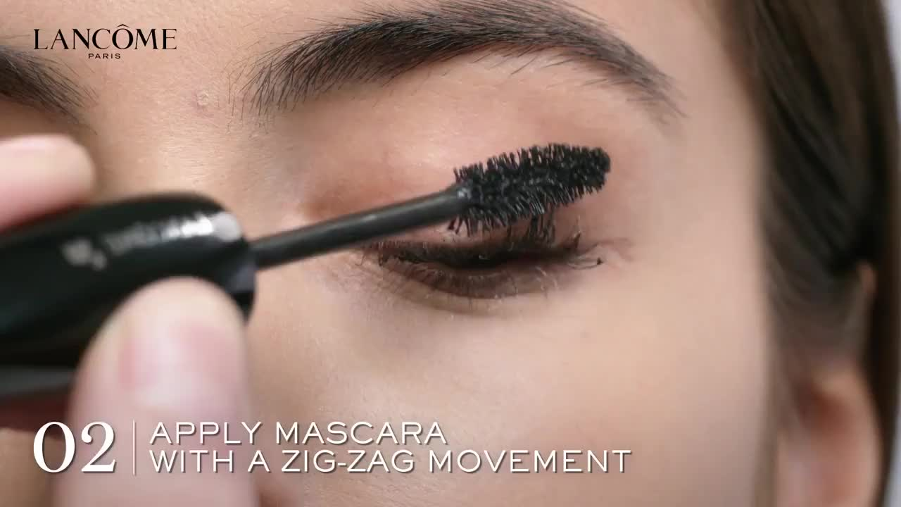 How to Get Maximum Volume for a Bold and Dramatic Lash Look | Lancôme Ask the Artists
