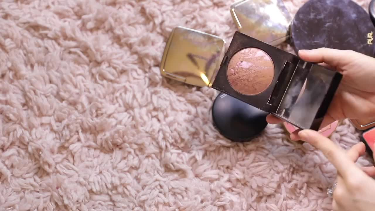 BRONZER DECLUTTER | CONFESSIONS OF A MAKEUP HOARDER
