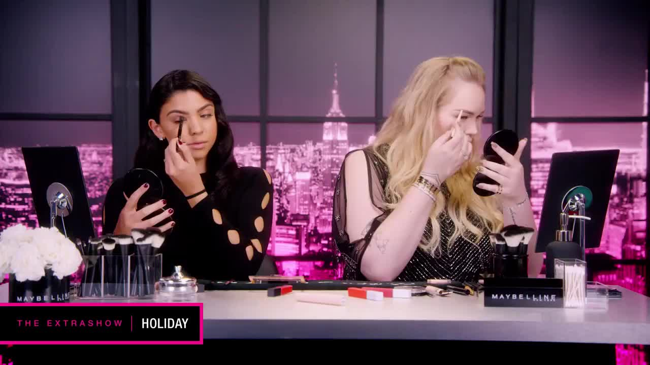 Extra Show 6: Make Holiday Happen | Maybelline New York