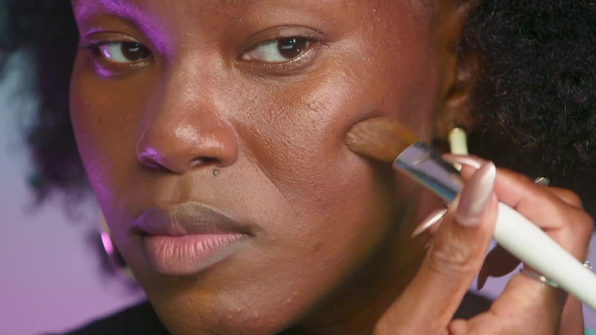 The Ultimate Black Panther Inspired Makeup Tutorial for Halloween