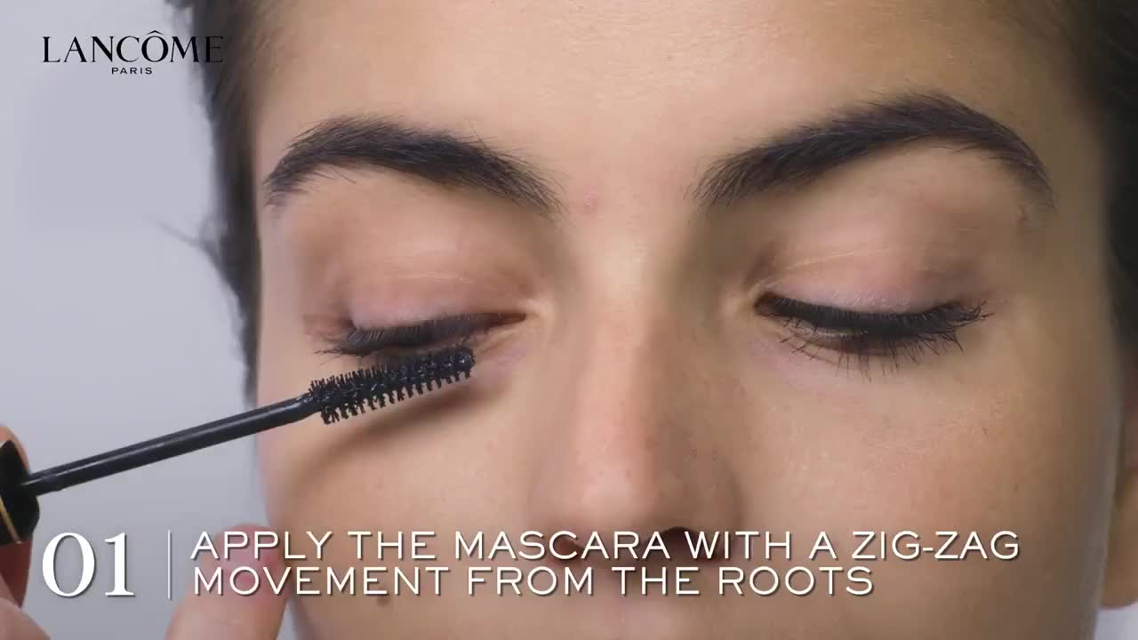How to Apply Mascara for Clump-free, Natural and Defined Lashes | Lancôme Ask the Artists