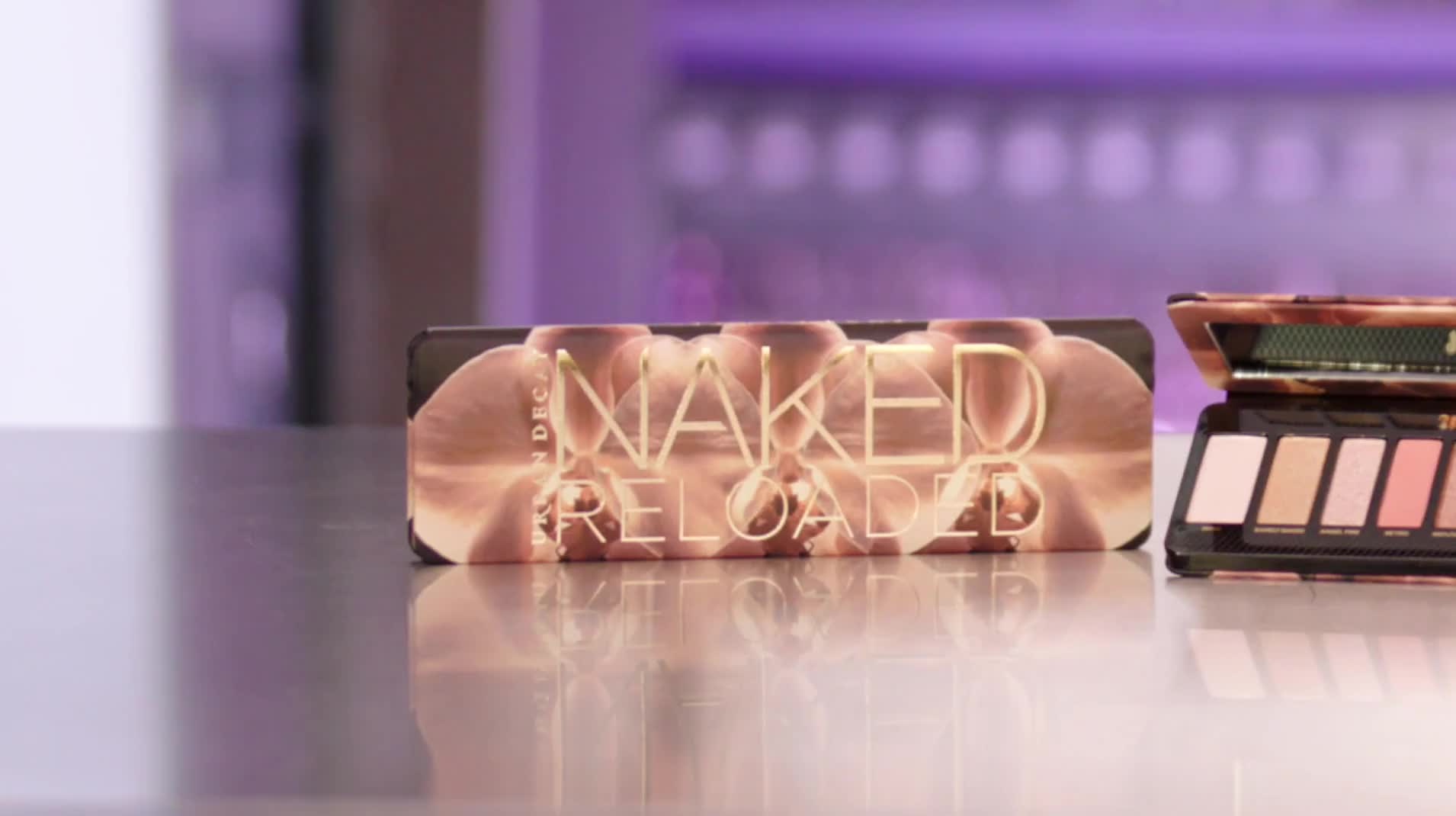 Wende Reveals the Naked Reloaded Eyeshadow Palette | NEW from Urban Decay