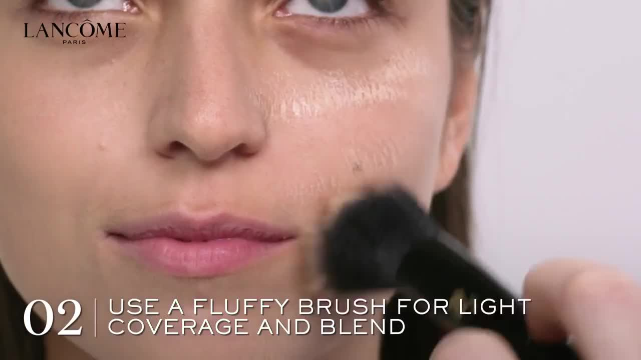 How to Apply Foundation to Get a Flawless Complexion | Lancôme Ask the Artists