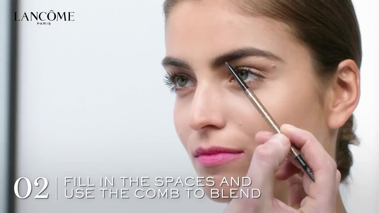 How to Get Perfectly Defined Eyebrows | Lancôme
