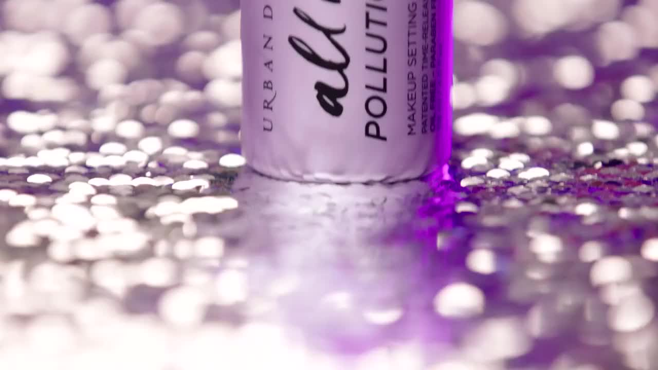 All About All Nighter Pollution Protection Makeup Setting Spray | NEW From Urban Decay