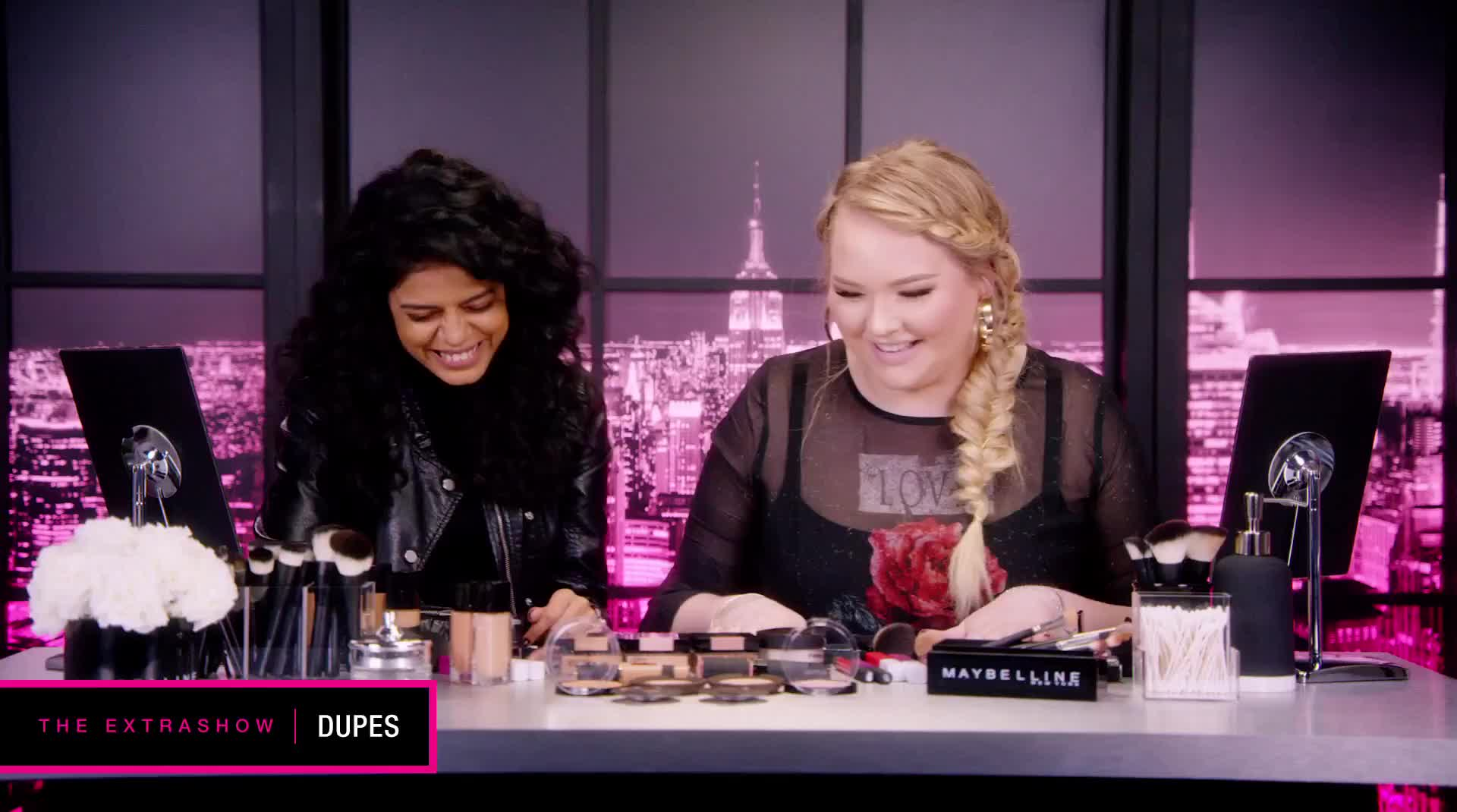 Extra Show 4: Make Dupes Happen | Maybelline New York