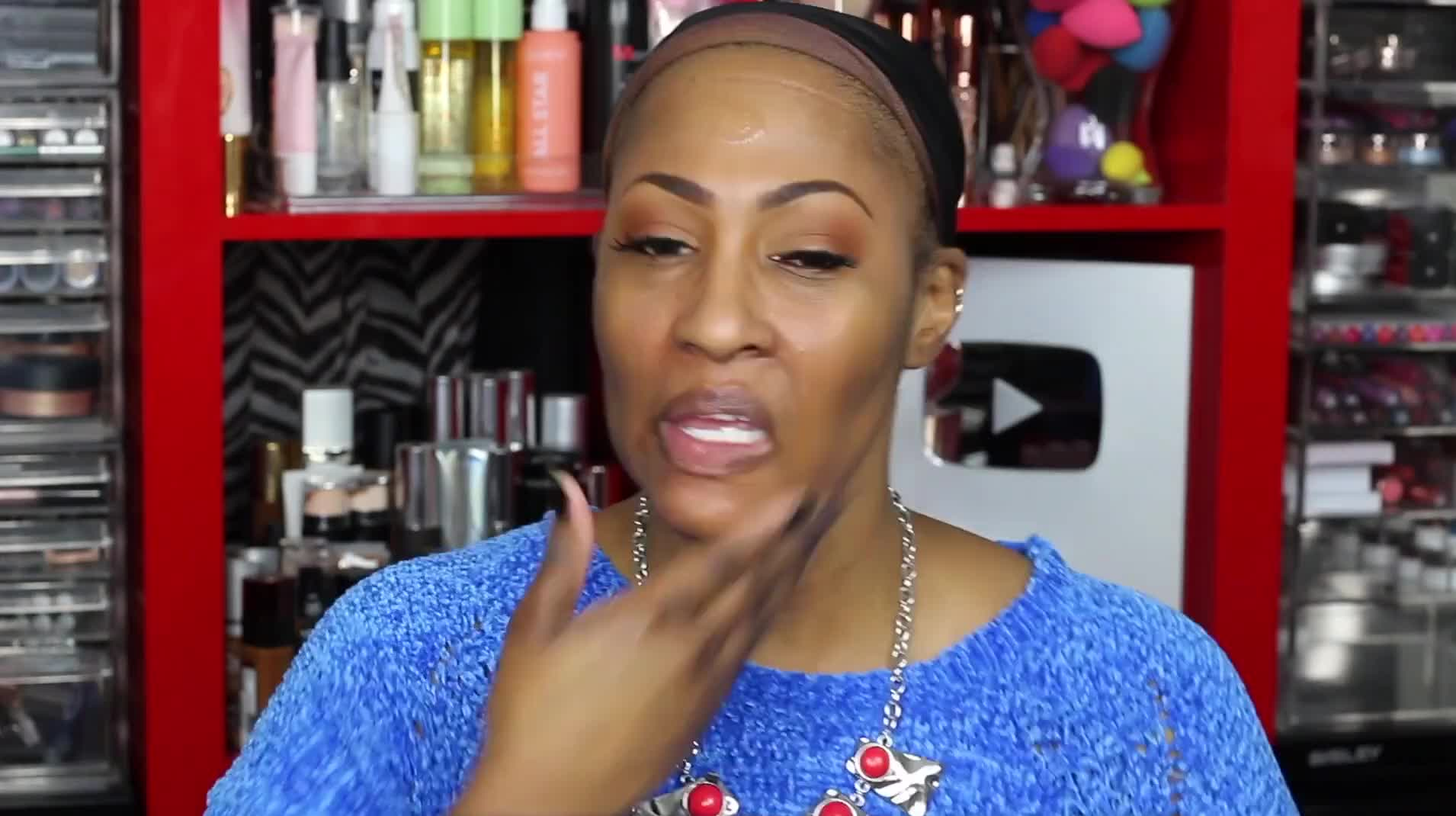 """""""NEW"""" Black Radiance Color Perfect Stick Foundation First Impression"""