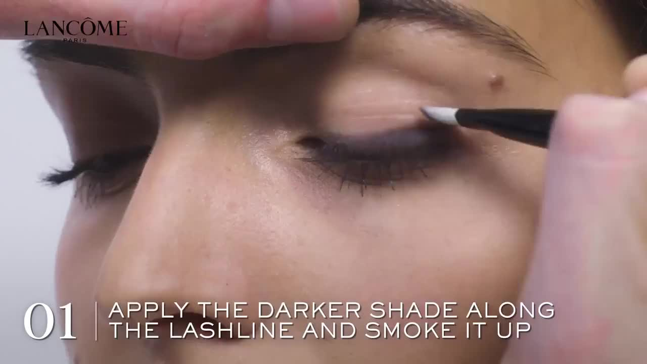 How to Do a Quick and Easy Smoky Eye | Lancôme Ask the Artists