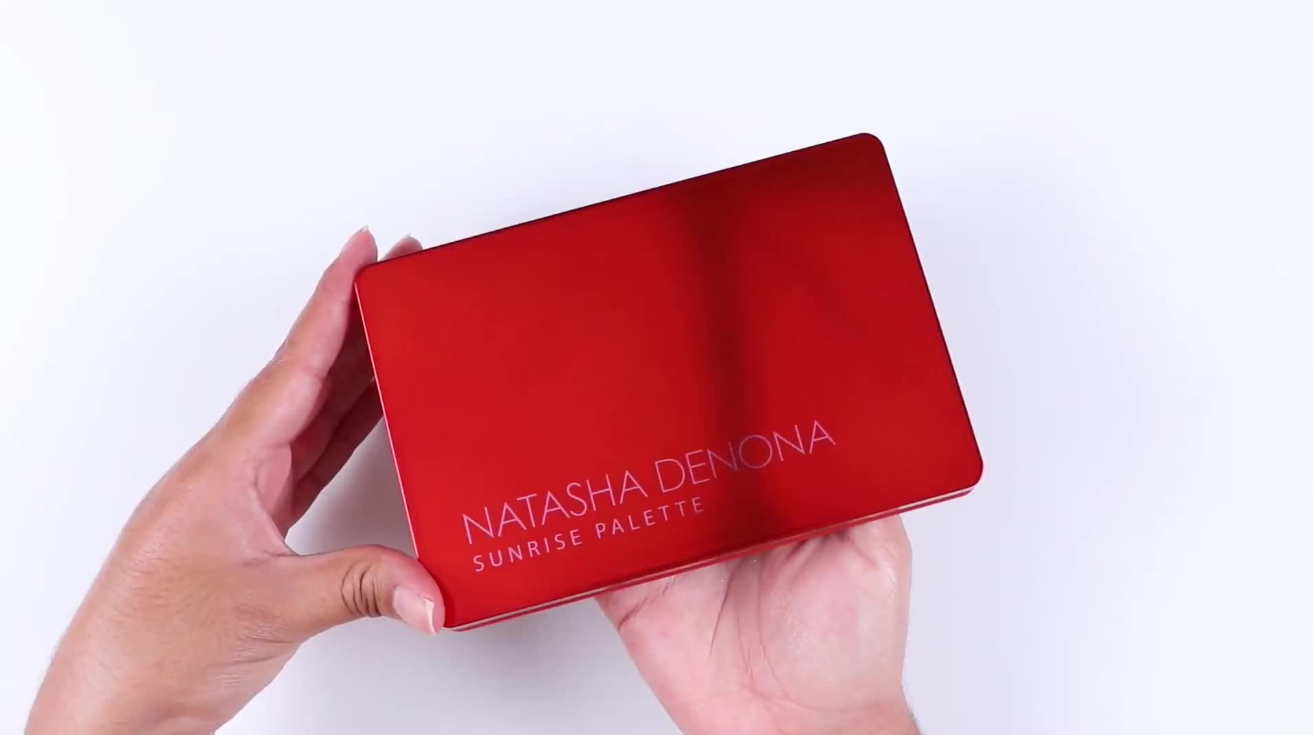 Natasha Denona SUNRISE Eyeshadow Palette Review + Swatches